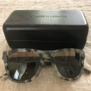 Westward Leaning pioneer Sunglasses